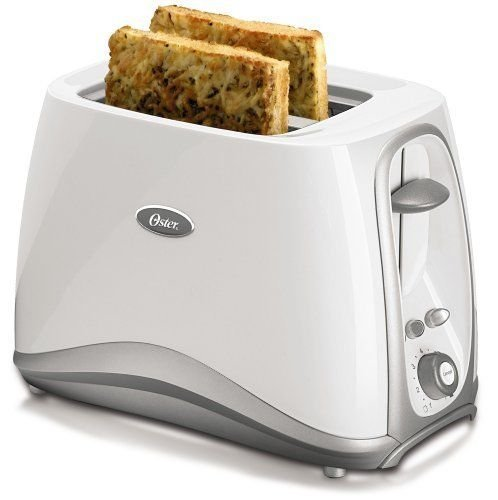 NEW Oster 6331 Inspire 2-Slice Toaster, White (Mickey Mouse Musical Toaster compare prices)