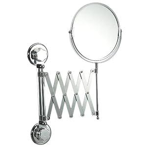 Rangement et Cie RAN4692 Miroir Mural Télescopique 41ey4qxbvDL._SL500_AA300_