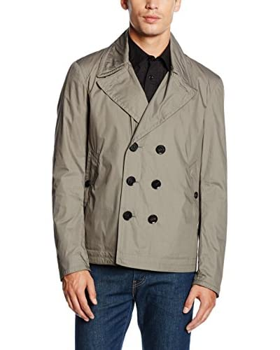 Belstaff Trench Turner Short Gris