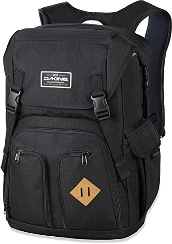 B00DX4DIZO Dakine Jetty Wet/Dry Surf Pack, 32-Liter, Black