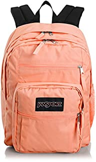 JANSPORT BIG STUDENT CORAL PEACH BACK…