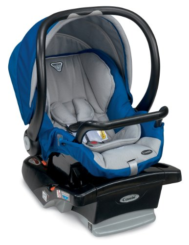 Combi Shuttle Car Seat, Royal Blue front-432314