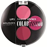 Bourjois Colorissimo Lip Palette Roses Muses
