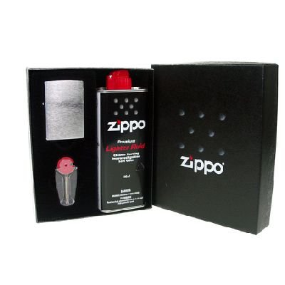 Z50R - Zippo Gift Kit For Regular Zippo(zippo lighter & fluel not inculded)
