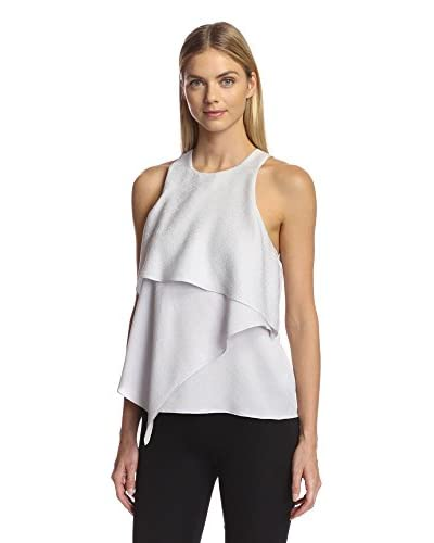 Halston Heritage Women's Crew Neck Top