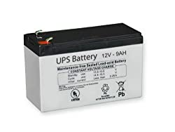 APC BACK-UPS ES BE725BB Replacement UPS Battery