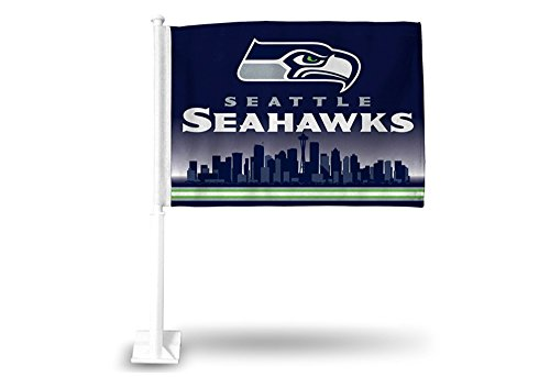 Seattle-Seahawks-NFL-Licensed-11X14-Window-Mount-2-Sided-Car-Flag