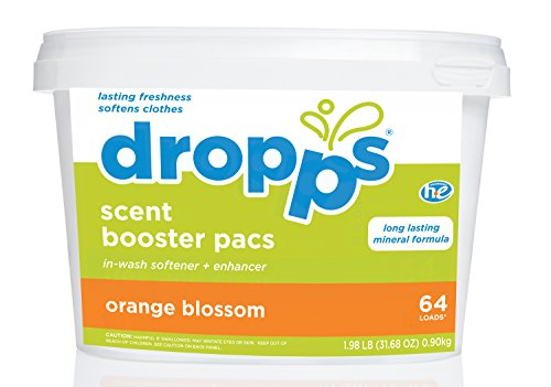 dropps-he-scent-booster-pacs-with-in-wash-softener-enhancer-orange-blossom-64-loads