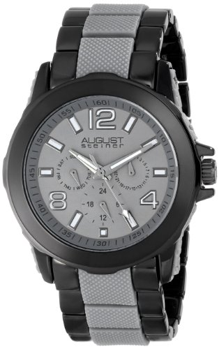 August Steiner AS8114GY - Reloj para hombres