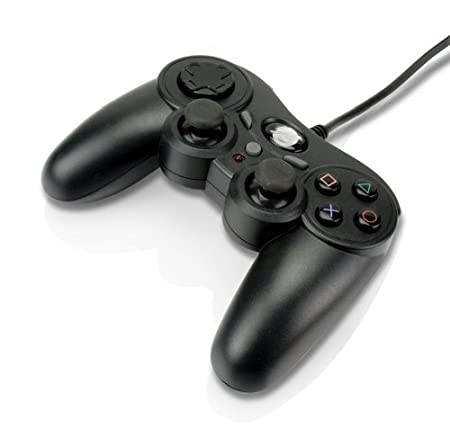 PS2 Corded Controller
