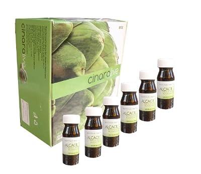 Cinaralive Artichoke Solution Liquida De Alcachofa 12 Frascos