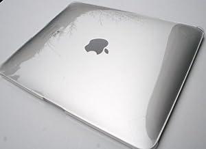 iPad カバー 無地クリア ハード