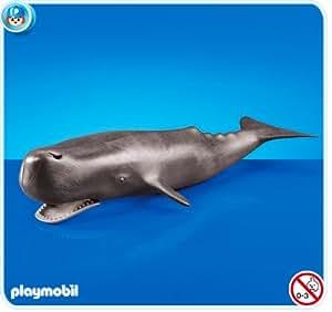 Playmobil Whale