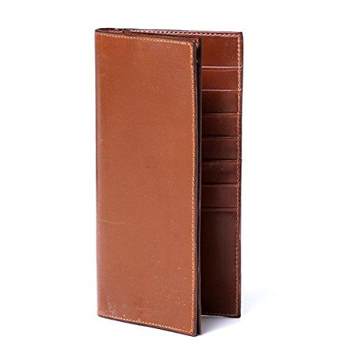 (グレンロイヤル) GLENROYAL 長財布[小銭入れ付き] LEATHER DARK LONDON [並行輸入品]