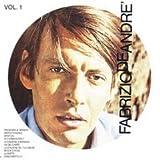 echange, troc Fabrizio De Andre - Fabrizio De Andre 1