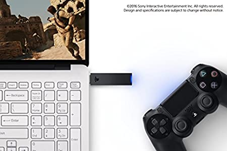 Sony Computer Entertainment PS4 DualShock4 USB Wireless Adaptor - PlayStation 4