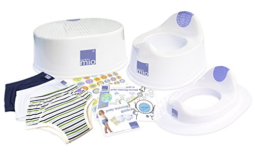Bambino Mio Potty Training Bundle, Boy, 2-3 Years