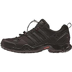 Adidas Terrex Swift R Outdoor Schuhe core black-powder red-dark grey - 45 1/3
