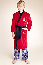Arsenal Football Club Gown with Stay New™