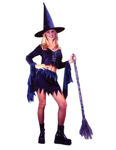 Bewitchin Babe Halloween Costume - Teen 0-9