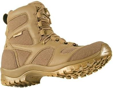 Blackhawk Warrior Wear Light Assault Tactical Boots, Coyote Tan, 9 83BT00CT-9W