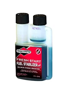 Briggs & Stratton Fresh Start Fuel Stabilizer Plus 4.2 Oz 5041K from Briggs & Stratton