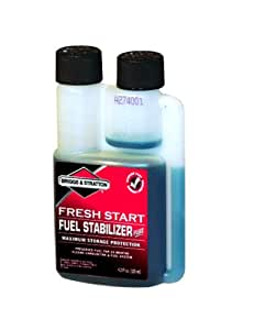 Briggs & Stratton Fresh Start Fuel Stabilizer Plus 4.2 Oz 5041K