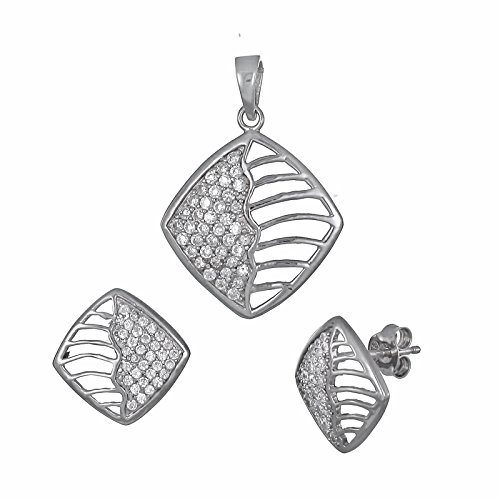 earring-with-pendant-silver-ssss002