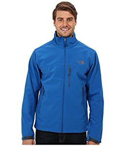 The North Face Men's Apex Bionic Softshell Jacket (XX-Large, Snorkel Blue/Snorkel Blue) from The North Face