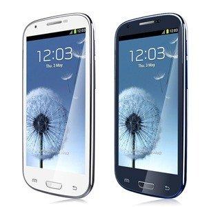 Teléfono dual sim 3G con Android 4.1 Jelly Bean; 4,8 pulgadas