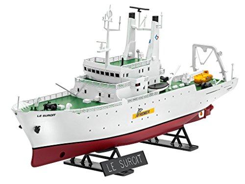 Revell-05131-Modellbausatz-Titanic-Searcher-Le-Surot-im-Mastab-1200