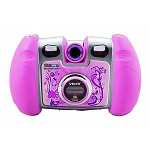 VTech - Kidizoom Spin & Smile Digital Camera - Pink