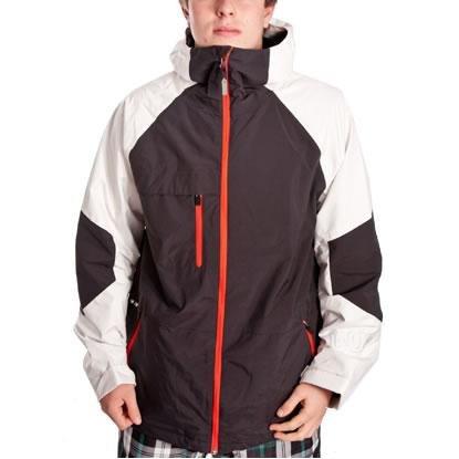 Burton Launch Jacket Jacke – black/blotter paper kaufen