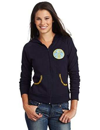 NBA Denver Nuggets Zip Hoodie by Majestic Threads