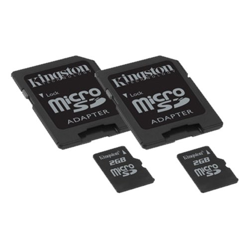 Nokia 2865 Cell Phone Memory Card 2 x 2GB microSDHC Memory Card with SD Adapter (2 Pack) sale off 2015
