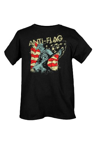 Anti-Flag Eagle Slim-Fit T-Shirt