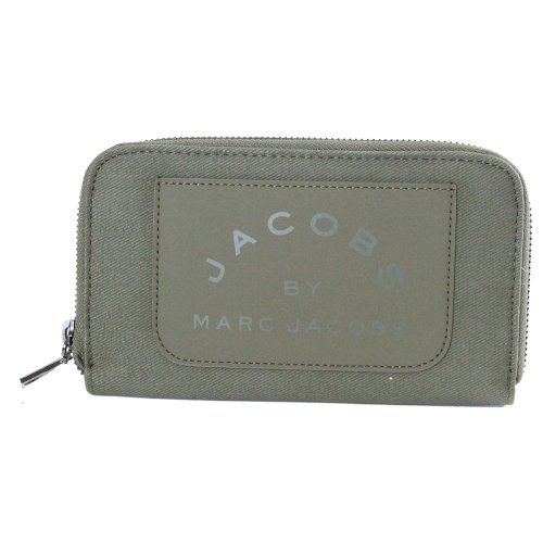 Marc By Marc Jacobs Marc by Marc Jacobs Long Zip Around Wallet Army