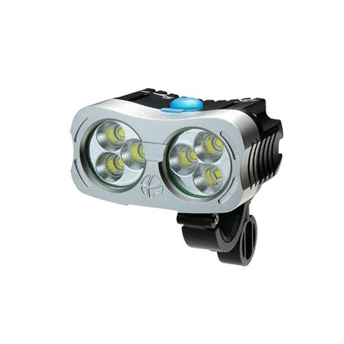 Xeccon Sogn700 Actual 3600 Lm Led Mtb Bike Light, 12.6V Samsung Battery, Metal Handlebar Mount Bss®
