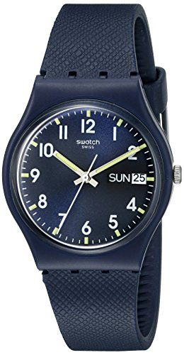 swatch-gn718-34mm-plastic-case-blue-rubber-mineral-mens-womens-watch