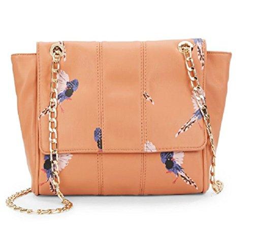 deux-lux-anguilla-bird-print-faux-leather-gold-tone-adjustable-shoulder-bag