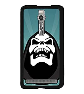 Vizagbeats cartoon flowers Back Case Cover for ASUS ZENFONE 2