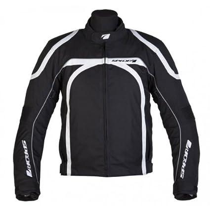 Spada moto Textile veste en épingle à cheveux noir