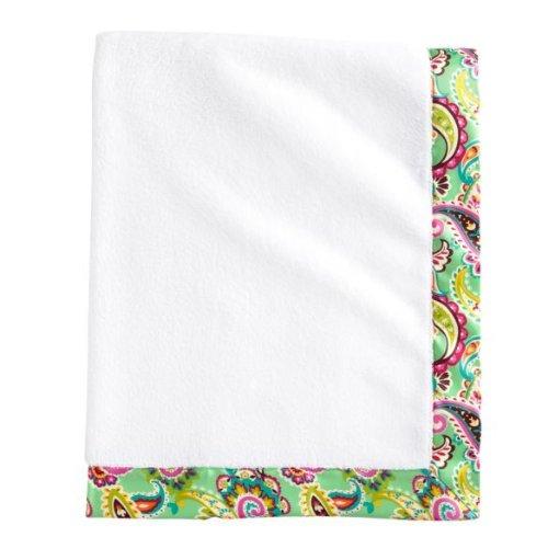 Vera Bradley Baby Plush Blanket, Tutti Frutti - 1