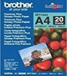 Brother BP71GA4 - BROTHER A4 GLOSSY P...