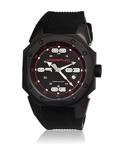 Morphic Reloj con movimiento cuarzo suizo Mph1004 Negro 44  mm