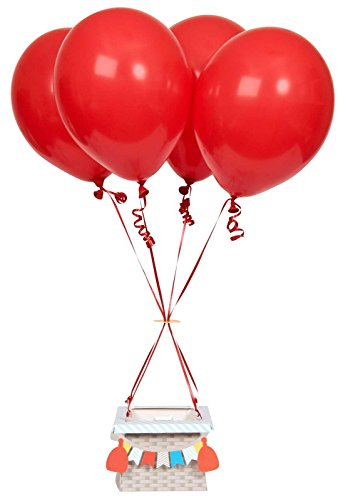 Hot Air Balloon Party Centerpiece