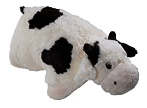 Cow Zoopurr Pets 2-in-1 Stuffed Animal and