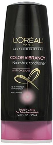 L'Oreal Advanced Hair Care Color Vibrancy Nourishing Conditioner, 12.6 oz (Loreal Conditioner Color Vibrancy compare prices)