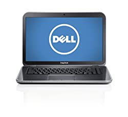 Dell Inspiron i15R-1579sLV 15-Inch Laptop (2.5 GHz Intel Core i5-3210M Processor, 6GB DDR3, 750GB HDD, Windows 8) Moon Silver [Discontinued By Manufacturer]