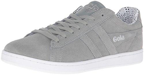 Gola Women's Equipe Dot Fashion Sneaker, Grey, 8 M US